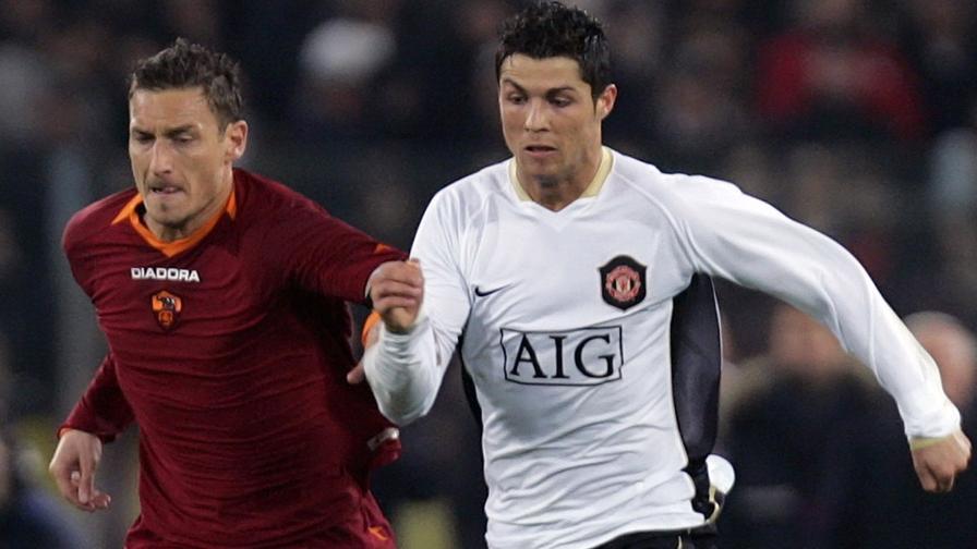 Тоти одлучи  Роналдо е подобар од Меси